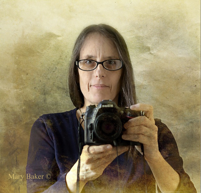 Self Portrait © Mary Baker