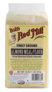 Bob's Red Mill Almond Meal/Flour at Market Basket and Natural Grocer in Newburyport, click to enlarge.