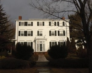 The Tappan House, 1 Little's Lane, Newbury, Courtesy of P.Preservationist