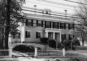 Historic Newburyport Home