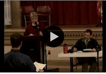 Local Historic District Public Meeting, March 19, 2012, press to start video