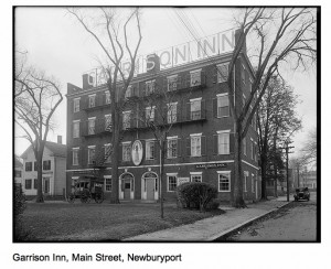 Garrison Inn, Courtesy of the Boston Public Library, Print Department, press to enlarge