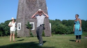 Green Theatre Collective at Sylvester Manor, Shelter Island, NY, Season 2011, As You LIke It (press image to enlarge).