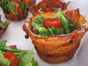 "Bacon Bowl - Megan Reardon, of ""not martha"""