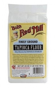 Bob's Red Mill Tapioca Flour (press image to enlarge)