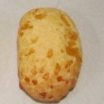 Brazilian Cheese Bread-tiny loaf (press image to enlarge)