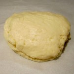 Flour kneaded (press image to enlarge)