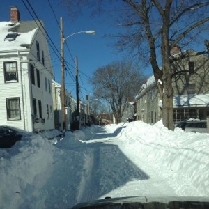 From the Newburyport Police Department's Facebook page - why there was a parking ban