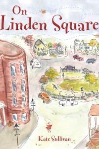 On Linden Square by Kate Sullivan, used with permission (press image to enlarge)