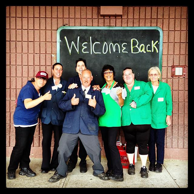Market Basket Associates excited to be back