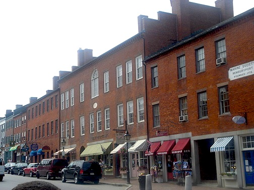 State Street, Newburyport, courtesy of Wikipedia