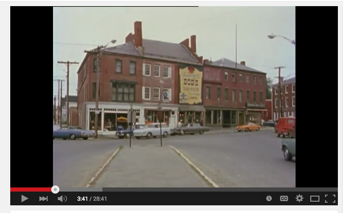 "Newburyport, from the film ""A Measure of Change"" by Lawrence Rosenblum."