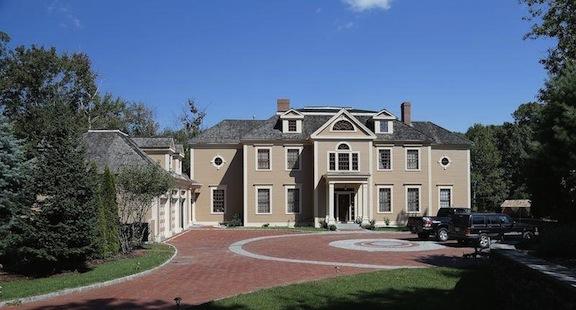 Million dollar house for sale in Newburyport