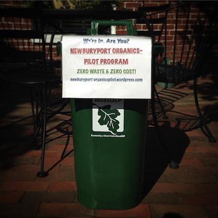 Newburyprt composting bin
