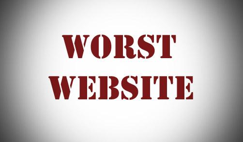 Worst Website -- RoadSnacks