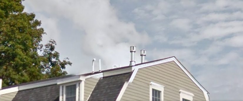 New heating system, instead of chimneys, Newburyport