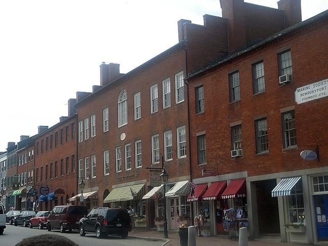 Newburyport, State Street