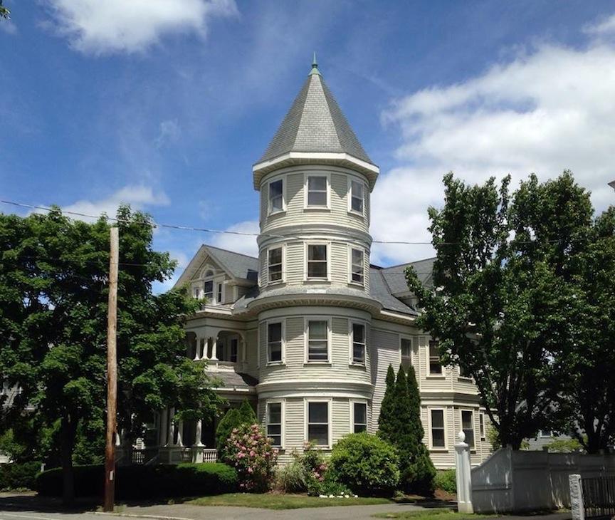 Abbie L. Foster's House, 74 High Street Newburyport, MA