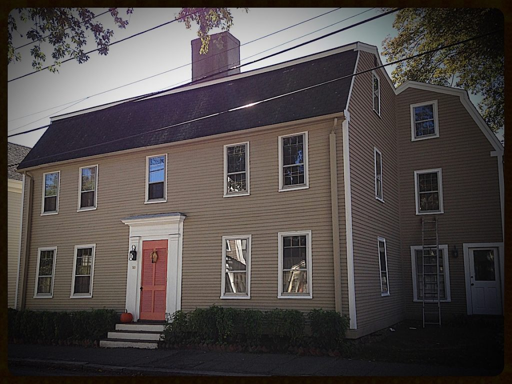 50 Milk Street, Newburyport