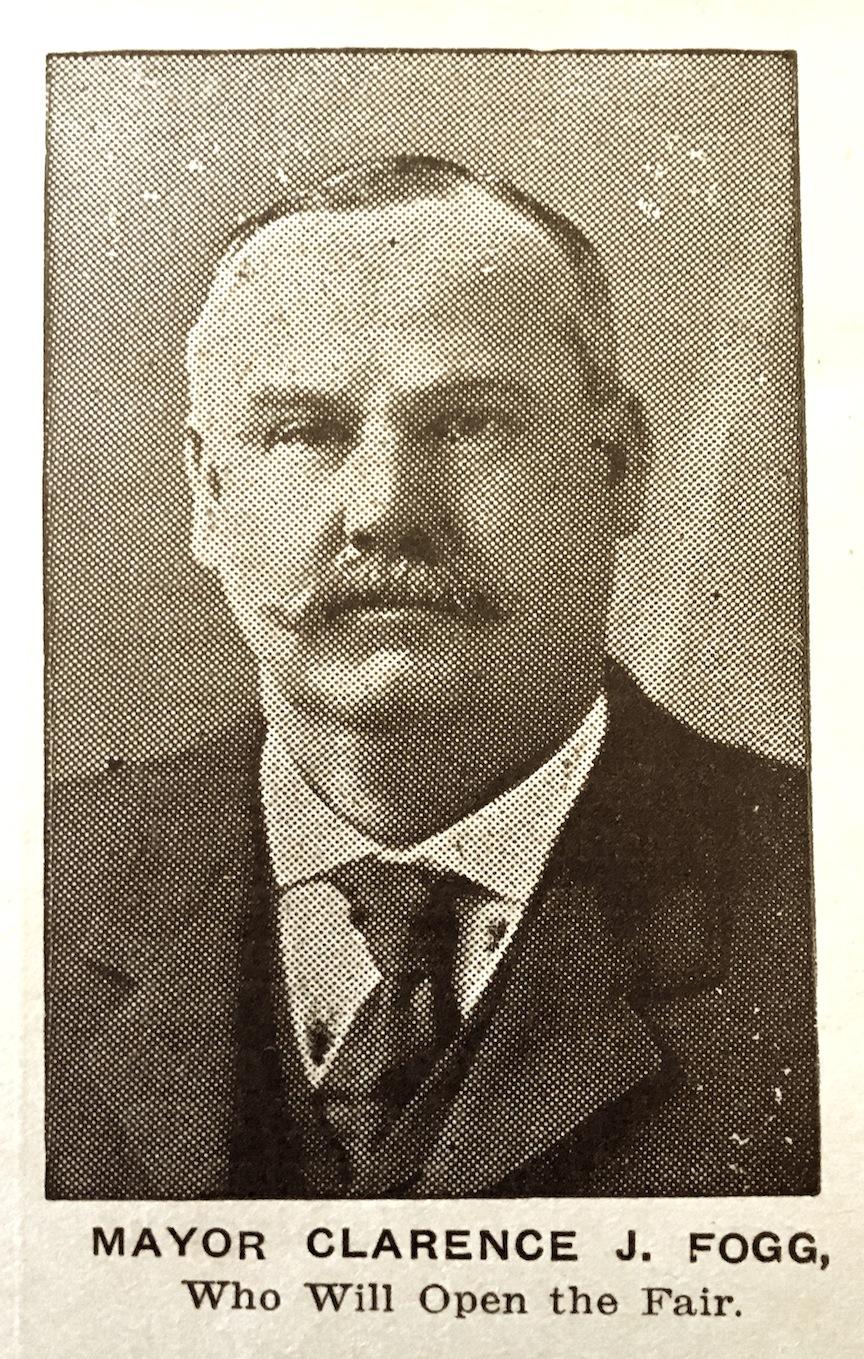 Clarence Fogg, courtesy of the Newburyport Archival Center