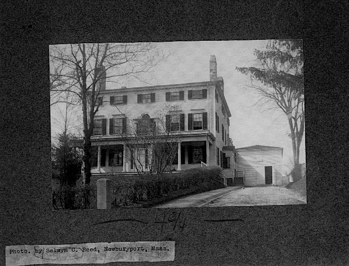 75 High Street, Courtesy of the Newburyport Archival Center