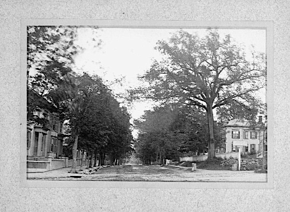 State and High Street, Courtesy of the Newburyport Archival Center