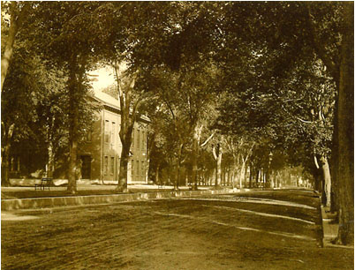 The Court House circa 1900