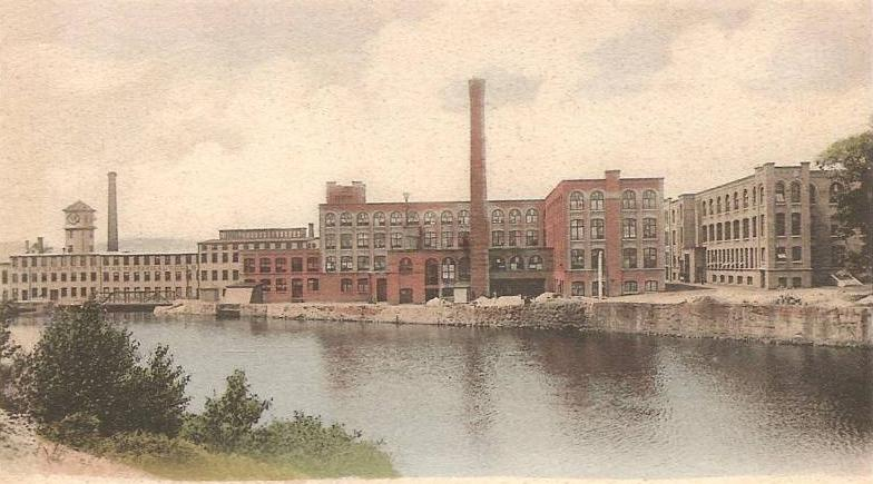 L. S. Starrett Manufacturing Company plant, Athol, Massachusetts, 1905