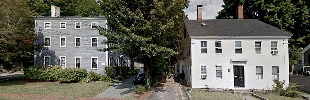 16-18 Tyng Street and 12-14 Tyng Street