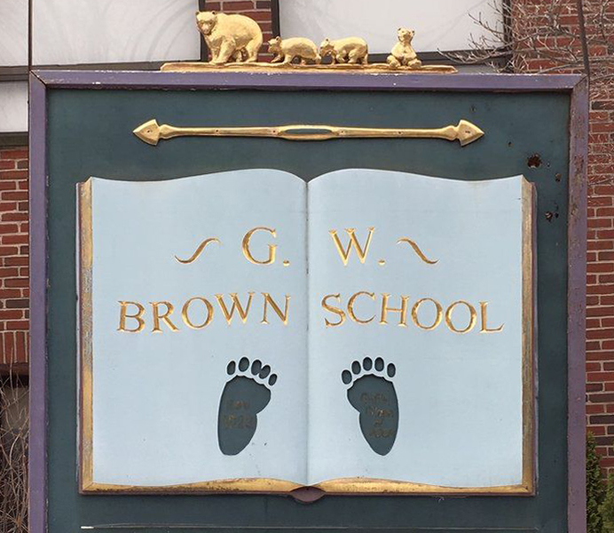 The Brown School